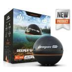 ディーパー プロプラス GPS付ソナー魚探  Deeper Smart Sonar PRO+ Wi-Fi 日本正規代理店商品
