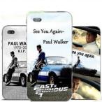 ワイルドスピード The fast and the furious 7 iPhone7ケース iPhone7 plusカバー  アイフォン7カバー ポールウォーカー