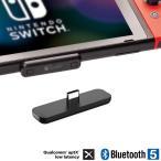 Gulikit Route Air Nintendo SwitchでワイヤレスイヤホンなどのBluetooth機器が使えるコンパクトなトランスミッター 薄型