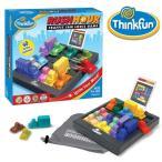 知育玩具 脳トレ 迷路 ボードゲーム THINK FUN ラッシュアワー