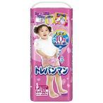 パンツ ビッグサイズトレパンマン女の子 トイレトレーニング用 (12~22kg)32枚