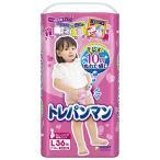 パンツ Lサイズトレパンマン女の子 トイレトレーニング用 (9~14kg)36枚