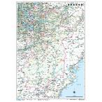 奈良県全図