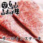 烏山山あげ牛 サーロインステーキ 牛肉(220g×3枚)ギフト/名物商品