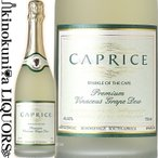 カプリースAlc.0.0% スパークリングワイン 750m CAPRICE 白ノンアルコールワイン