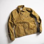 FILSON フィルソン ティンクロスショートジャケット TIN CLOTH SHORT LINED CRUISER JACKET/DARK TAN