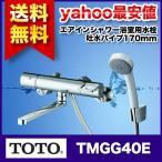 TOTO (トートー) 浴室用水栓 吐水パイプ170mm (エアインシャワー・樹脂) TMGG40E