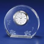 【お取寄せ品】シチズン置時計「クリスタルデューR900N」4SG900-N03