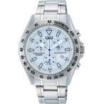 シチズン【お取寄せ品の為、代引き不可】シチズン時計製 ソーラークロノグラフ時計 H022-201