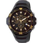 シチズン【お取寄せ品の為、代引き不可】シチズン時計製 ソーラークロノグラフ時計 H034-003