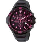 シチズン【お取寄せ品の為、代引き不可】シチズン時計製 ソーラークロノグラフ時計 H034-007