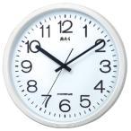 【アウトレット品】MAG(マグ) 電波掛時計 マルス W-398PW