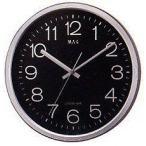 【アウトレット品】MAG(マグ) 電波掛時計 マルス W-398SM