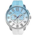 【1/13までトートバッグプレゼント】 正規品 Tendence テンデンス TY146105 ディカラー スカイ(空) 腕時計