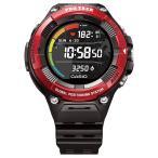 正規品 CASIO カシオ PROTREK プロトレック WSD-F21HR-RD プロトレック スマート 心拍計測 地図表示 腕時計