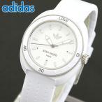 adidas アディダス STAN SMITH スタンスミス ADH3121 海外モデル レディース 腕時計 ウォッチ ラバー バンド クオーツ アナログ 白 ホワイト