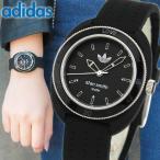 adidas アディダス STAN SMITH スタンスミス ADH3125 海外モデル レディース 腕時計 ウォッチ シリコン ラバー バンド クオーツ アナログ 黒 ブラック