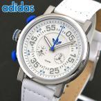 アディダス adidas 腕時計 ADH9076 インディアナポリス 腕時計 メンズ レディース ホワイト