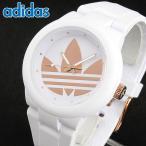 adidas アディダス ADH9085 ABERDEEN アバディーン レディース 腕時計 白 ホワイト 金 ローズゴールド ピンクゴールド