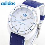 adidas アディダス ADH9087海外モデル stan smith スタンスミス メンズ レディース 腕時計 男女兼用 ユニセックス 白 ホワイト 青 ブルー
