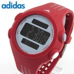 ウオッチ 赤 レッド adidas アディダス