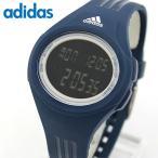 adidas アディダス ADP3267 海外モデル デジタル メンズ レディース 腕時計 男女兼用 ユニセックス 黒 ブラック 青 ネイビー シリコン ラバー バンド