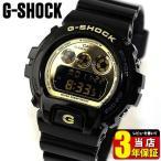 レビュー3年保証 Gショック CASIO カシオ G-SHOCK BASIC メンズ 腕時計 DW-6900CB-1 ブラック 黒 Crazy Colors クレイジーカラーズ スラッシャー
