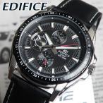 CASIO カシオ 腕時計 EDIFICE エディフィス EF-336L-1A1 ブラック 黒 海外モデル クール スタイリッシュ 日本未発売モデル