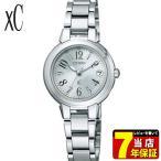 クロスシー シチズン ソーラー 電波時計 ES8030-58A レディース 腕時計 xc CITIZEN