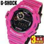 ショッピングShock カシオ G-SHOCK ジーショック タフソーラー GW-9300SR-4 海外モデル マッドマン MADMAN デジタル メンズ 腕時計 ブラック ピンク 逆輸入
