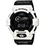 G-SHOCK Gショック ジーショック 電波ソーラー G-LIDE GWX-8900B-7JF 腕時計 ホワイト 白 ブラック 黒 国内正規品 国内モデル メンズ デジタル