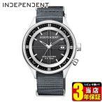 レビュー3年保証 CITIZEN シチズン INDEPENDENT インディペンデント 電波ソーラー KL8-643-50 国内正規品 メンズ 腕時計