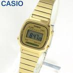 CASIO チープカシオ チプカシ LA-670WGA-9 LA670WGA-9 海外モデル レディース 腕時計 新品 時計 クオーツ デジタル ゴールド 金