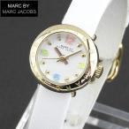 MARC BY MARC JACOBS マークバイマーク ジェイコブス MBM8629 AMY DINKY エイミーディンキー レディース 腕時計 白 ホワイト 金 ゴールド レザー