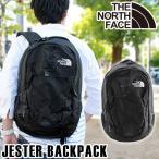 ショッピングFACE THE NORTH FACE ザ ノースフェイス CHJ4 JK3 JESTER BACKPACK ジェスター バックパック リュック 海外モデル メンズ バッグ 黒 ブラック アウトドア 通学 旅行