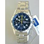 SEIKO セイコー 逆輸入 ミリタリークロノグラフ メンズ 腕時計 時計 SND379P1 正規海外モデル 日本製ムーブメント