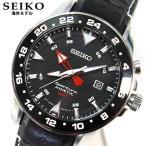 SEIKO セイコー SPORTURA スポーチュラ キネティック SUN015P2 メンズ ウォッチ 腕時計 時計 海外モデル 並行輸入品 ブラック