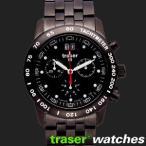 エントリーでP最大40倍 ポイント15倍 トレーサー TRASER ブラック ミリタリー クラシック クロノ プロ 腕時計 T4004.407.37.01