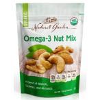 送料無料 シボビタ オーガニック オメガ3ミックスナッツ 680g コストコ 100794 有機 オメガ3脂肪酸 中性脂肪対策 脂質異常症対策