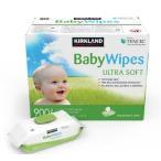 送料無料 コストコ ベビーワイプ ウルトラソフト 赤ちゃんおしりふき 900枚セット 1246810 プライベートブランド カークランドシグネチャー baby wipes