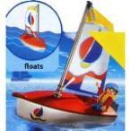 パッケージ傷みあり プレイモービル レジャー 子供とセールボート 3188
