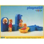 プレイモービル 1.2.3 バスルーム 6614