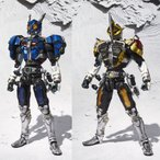 S.I.C. LIMITED 仮面ライダー電王ロッドフォーム 仮面ライダー電王アックスフォーム