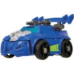 トランスフォーマー ビークール B09 青のスポーツカー