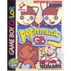 ゲームボーイカラー専用ソフト ポップンミュージックGB