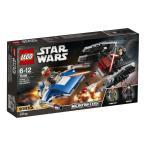 レゴ(LEGO) スター・ウォーズ A-ウィング vs.TIE サイ