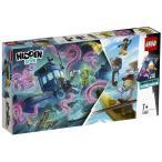 レゴ(LEGO) ヒドゥンサイド ゴースト漁船 70419