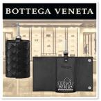 BOTTEGA VENETA ボッテガヴェネタ レザー キーケース ブラック 593302 VO0BH 8803