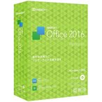 キングソフト KINGSOFT Office 2016 Personal パッケージCD-ROM版 Win&Android