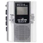 山善 MUDIO858R ラジオカセットレコーダー